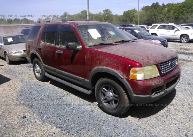 Inventory #791376935 2003 FORD EXPLORER