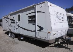 2006 FOREST RIVER OTHER - 4X4TRLG276D810829 Left View