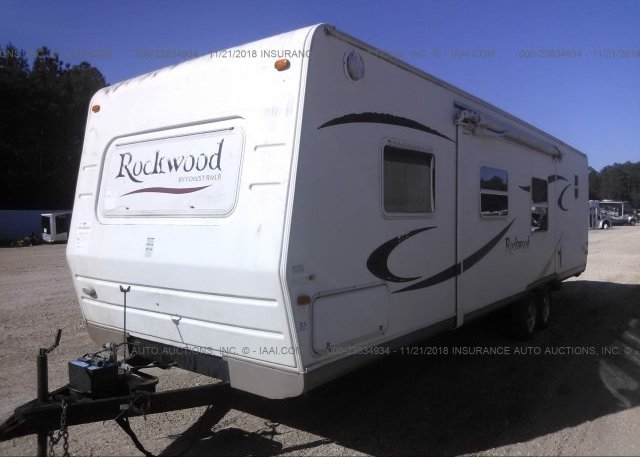 2006 FOREST RIVER OTHER - 4X4TRLG276D810829