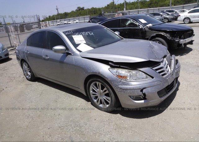Inventory #274367266 2011 Hyundai GENESIS
