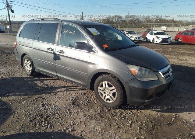 Inventory #821056735 2007 Honda ODYSSEY