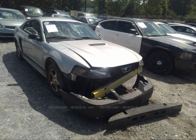 Inventory #173870527 2002 FORD MUSTANG