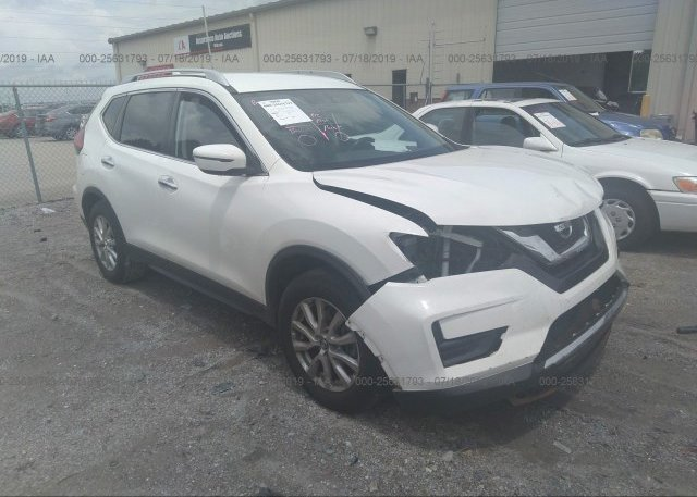 Inventory #601557641 2017 Nissan ROGUE
