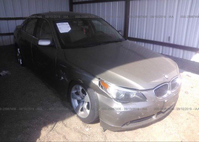 Inventory #416387068 2007 BMW 530