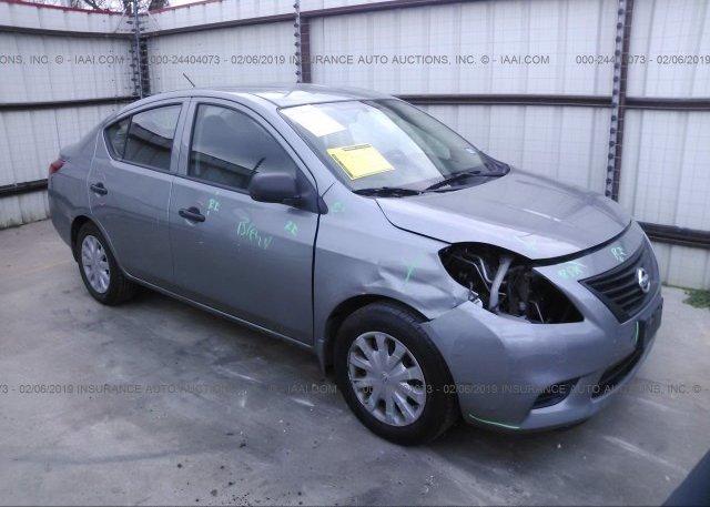 Inventory #631994729 2014 Nissan VERSA