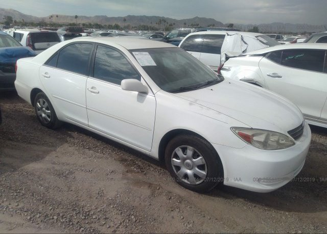 Inventory #197823113 2003 Toyota CAMRY