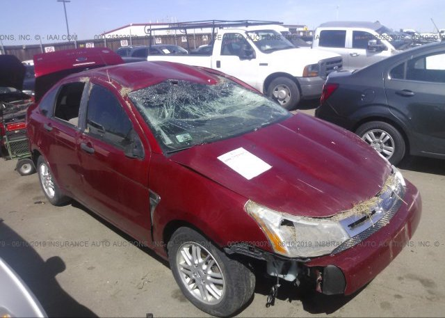 Inventory #774261048 2009 FORD FOCUS