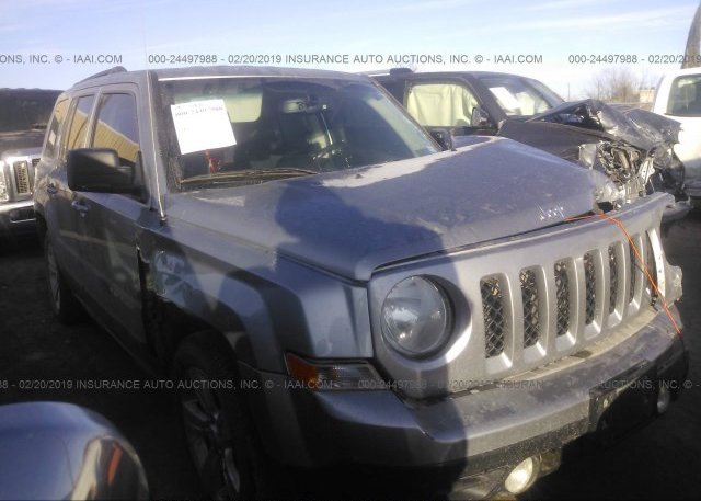 Inventory #424200534 2017 JEEP PATRIOT