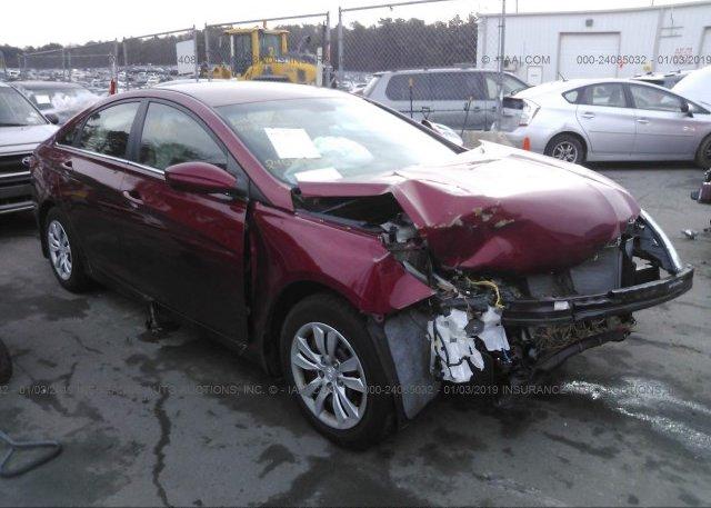 Inventory #853749663 2012 Hyundai SONATA