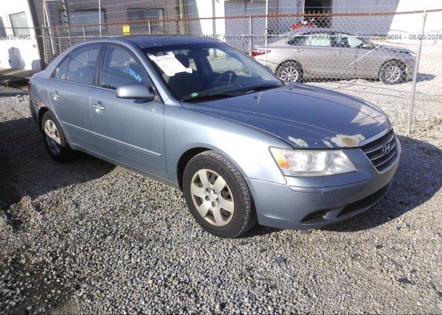 Inventory #283153251 2009 Hyundai SONATA