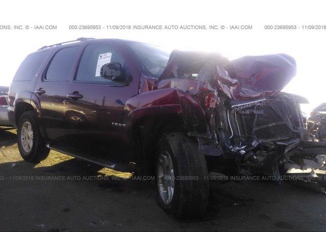 Inventory #961575477 2010 Chevrolet TAHOE
