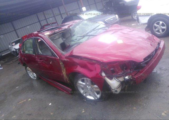 Inventory #379524796 2013 Chevrolet IMPALA