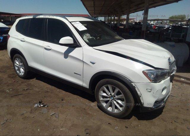 Inventory #500643738 2017 BMW X3