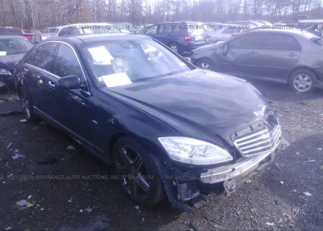 Inventory #776352987 2012 Mercedes-benz S