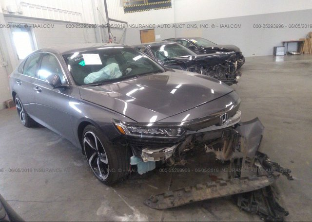 Inventory #700820245 2018 Honda ACCORD