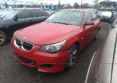 2008 BMW 528 - WBANV13598C150524 Right View