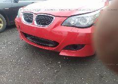 2008 BMW 528 - WBANV13598C150524 detail view