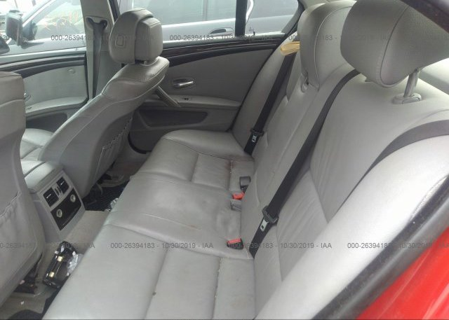 2008 BMW 528 - WBANV13598C150524