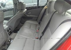 2008 BMW 528 - WBANV13598C150524 front view