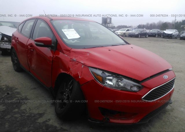 Inventory #267762242 2016 FORD FOCUS