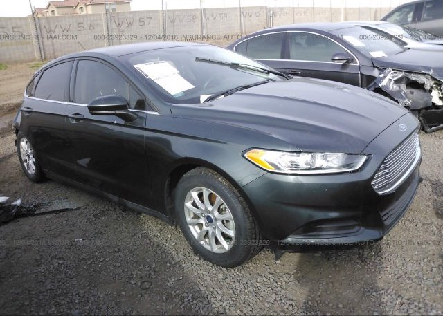 Inventory #760772734 2015 FORD FUSION