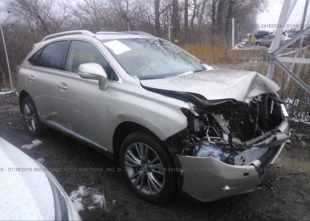 Inventory #499392847 2013 Lexus RX