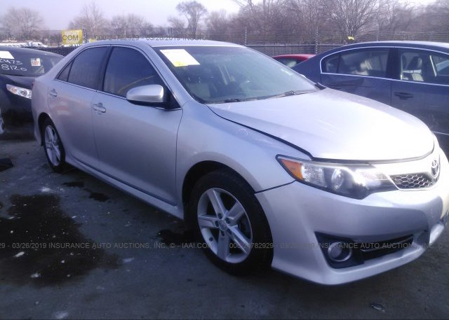 Inventory #942893075 2014 Toyota CAMRY