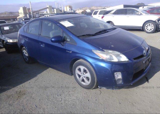 Inventory #333488881 2010 Toyota PRIUS
