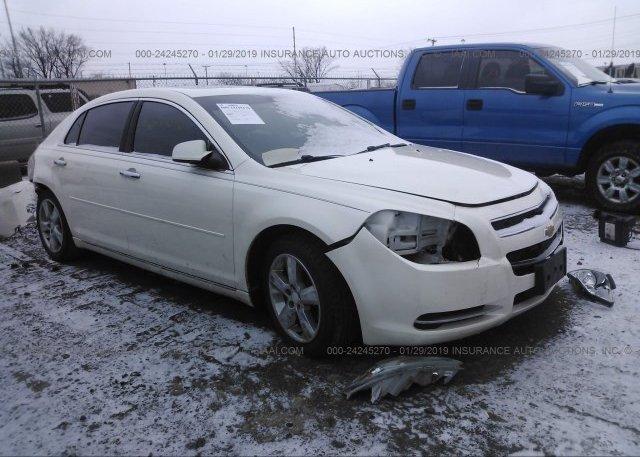 Inventory #119731941 2012 Chevrolet MALIBU