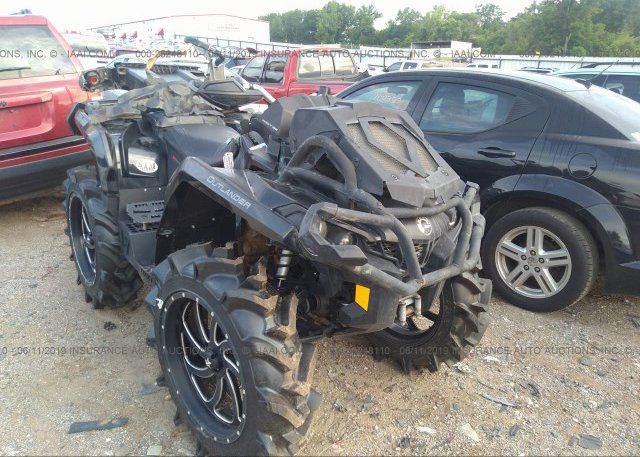 Inventory #404395600 2017 CAN-AM OUTLANDER