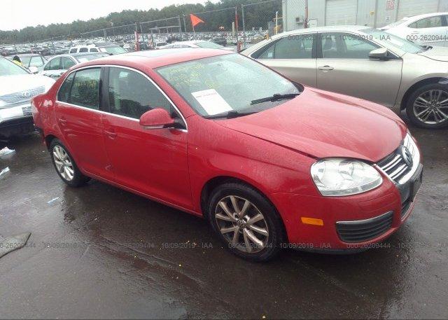 Inventory #113426321 2010 Volkswagen JETTA
