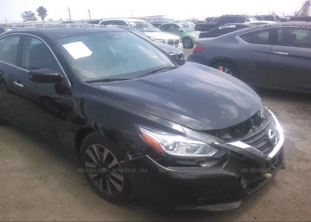 Inventory #845985937 2017 Nissan ALTIMA