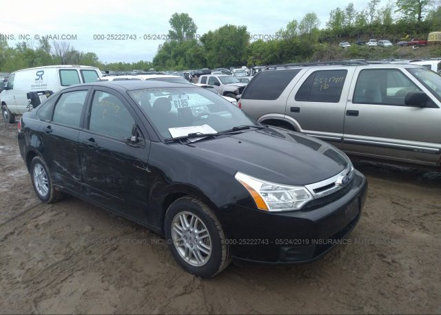 Inventory #427697639 2011 FORD FOCUS