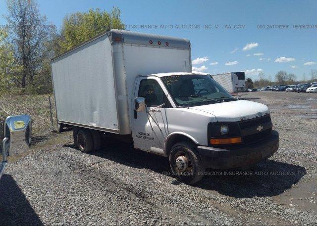 Inventory #441581868 2005 CHEVROLET EXPRESS G3500