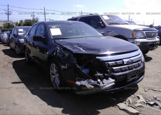 Inventory #626249445 2012 FORD FUSION