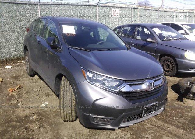 Inventory #941453116 2018 Honda CR-V