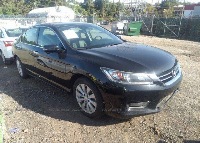 Inventory #652998337 2014 Honda ACCORD