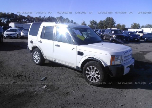 Inventory #814143180 2008 Land Rover LR3