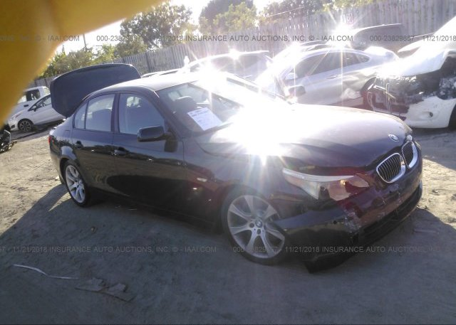 Inventory #271971401 2005 BMW 545