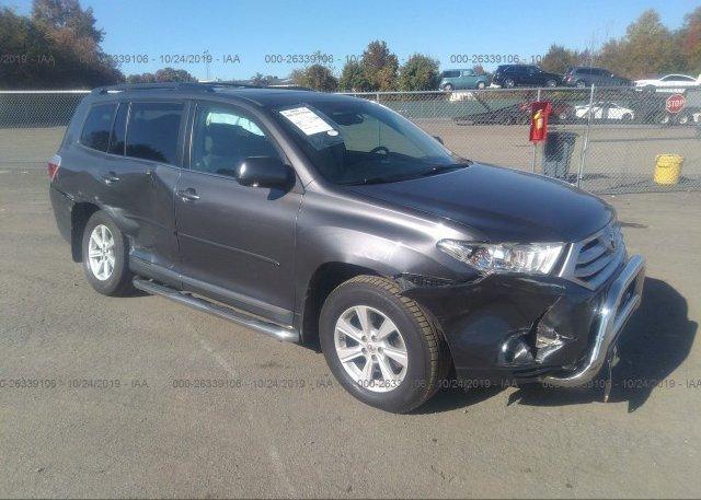Inventory #263622851 2012 Toyota HIGHLANDER