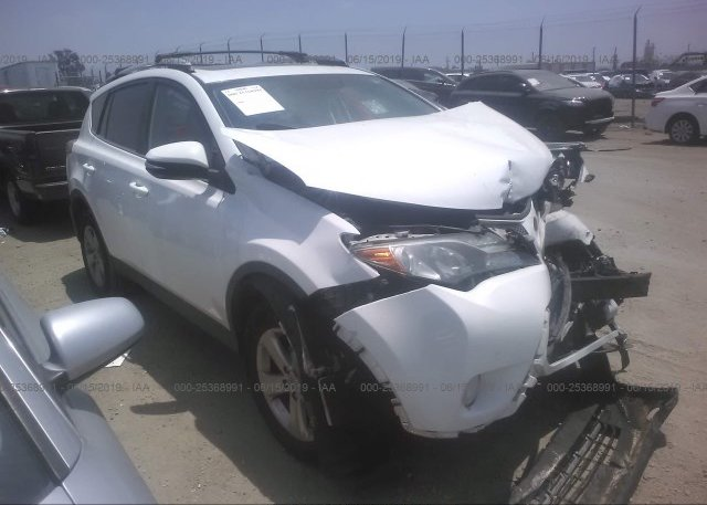 Inventory #896345654 2013 Toyota RAV4