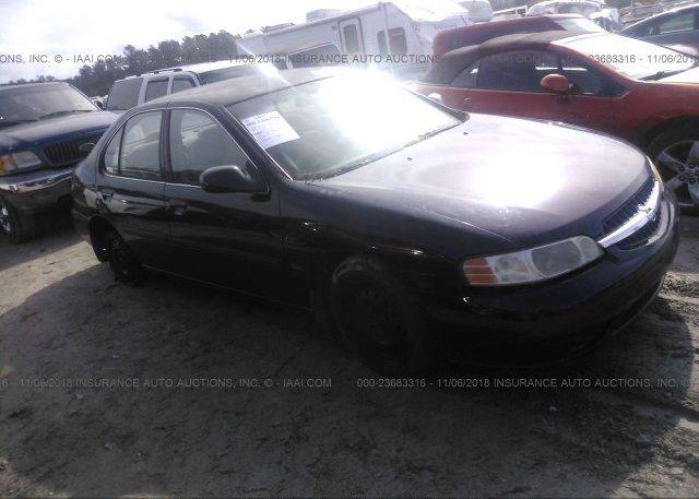 Inventory #590228382 2001 Nissan ALTIMA