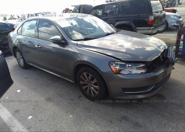 Inventory #142374804 2012 Volkswagen PASSAT