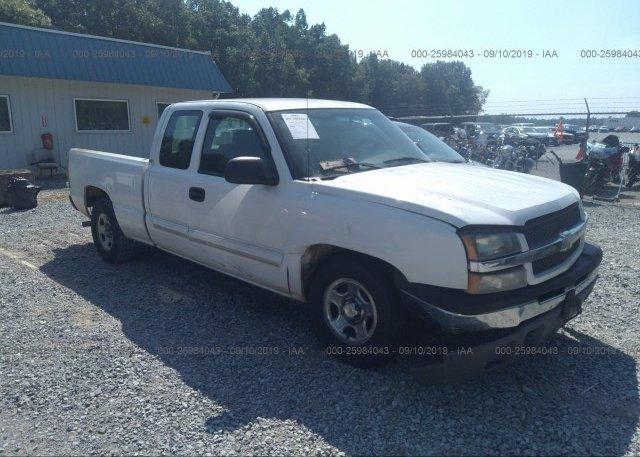 Inventory #130345409 2003 Chevrolet SILVERADO