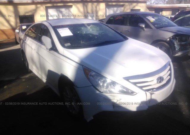 Inventory #686777835 2014 Hyundai SONATA