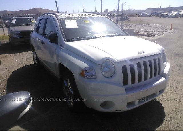 Inventory #854282862 2007 JEEP COMPASS
