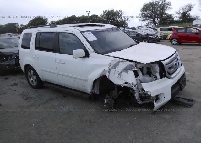 Inventory #972079653 2009 Honda PILOT