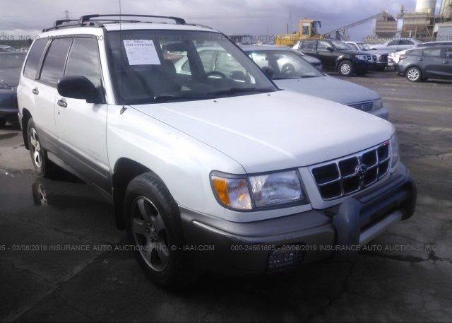 Inventory #975536774 1998 Subaru FORESTER