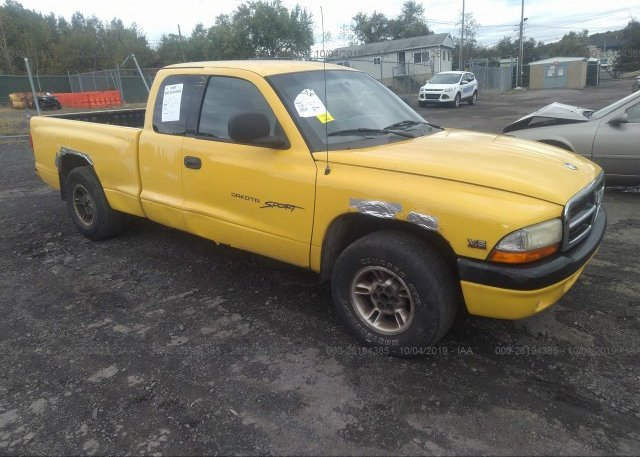 Inventory #895264988 1999 Dodge DAKOTA