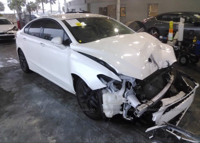 Inventory #660221739 2014 FORD FUSION